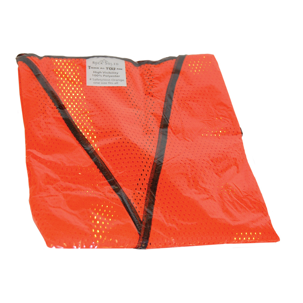 Orange Safety Vests Roofers Mart