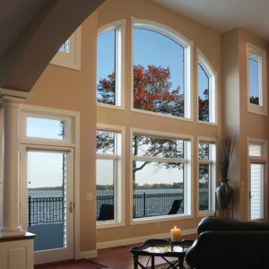 Vinyl Kraft Windows Legacy Double Hung
